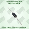 MUR160 - Diode Switching 600V 1A 2-Pin DO-41