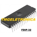 27C040 - CI Memory, EPROM OTPONE TIME PROGRAMMABLE (OTP) EPROM,Series 4 Mbits (512 K x 8),DIP 32PIN