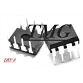 TLC2262CP - CI Operational Amplifiers Dual GP R-R O/P ±8V/16V,710KHz, 0.55V/uS, Bandwidth:820kHz 8-Pin PDIP