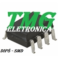 MC33063 - CI  Conversor DC-DC Single Inv/Step Up/Step Down 3V to 40V 8-Pin SOIC