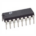 4028 - CI Decoder/Demultiplexer Single 4-to-10 16-Pin DIP