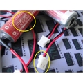ER17/50 - BATERIA Maxell ER 17/50 Lithium Thionyl Chloride MAXELL 3.6V 2750mah,(Li-SOCL2) Lithium Thionyl Chloride, PLC,CNC,ROBOT,MACHINES Computer Backup Battery Size ER17-50 Lithium Thionyl Chloride