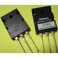 GT80J101 - TRANSISTOR TOSHIBA Insulated Gate Bipolar,POWER Transistor Silicon N Channel IGBT 600V 80A TO-264