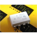 A7800 - CI OptoCoupler 1-CH Isolated Amplifiers 4.5 - 5.5 SV 8 dB  - 8Pinos PDIP SMD