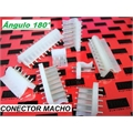 CONECTOR KK MACHO, CONECTOR PCB KK Male, Connector Header Through Hole , KK Series, HEADER, from 2 to 20 Positions,PASSO 3,96mm - DE 2 Á 20vias