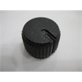 KNOB BASE 18MM TMG 215 PRETO