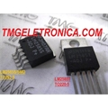LM2585T-ADJ - Regulador Conversor Switching Boost Adjustable Voltage, Flyback Regulator DC-DC 4V a 40V 6Pinos TO-220