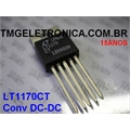 LT1170CT - SWITCHING DC/DC REG 5A,1170 - TO-220 5PINOS