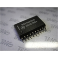 MC14489BDW - CI LED DRVR 40Segment 5V, Display LED Drivers DRIVER LCD LED DRVR 20-Pin SOIC W
