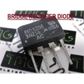MDA204 - PONTE DE DIODO RETIFICADORA, BRIDGE RECTIFIER, T-Phase Full-Wave 2A/400V