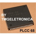 N80188 - CI Microprocessor 16 Bit 80188, 8 Bit Embedded Processor,High Integration Intel PLCC68