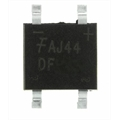 DF04S - BRIDGE RECTIFIER 1PHASE 1.5A 400V 4PINOS  SMD