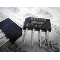 D2SB60 - PONTE DE DIODO RETIFICADORA, BRIDGE RECTIFIER Single 600V 2A