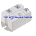 SKB52/12 - PONTE DE DIODO RETIFICADORA, BRIDGE RECTIFIER Single 60A, 1200V / 1,2KV