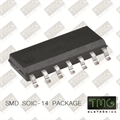 74ALS38 - CI SMD,NAND Gate 4-Element 2-IN Bipolar 14-Pin SOIC