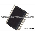74AC244SC - CI Buffer/Line Driver 8-CH Non-Inverting 3-ST CMOS 20-Pin SOIC W
