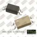 TLP181 - CI Optocoupler AC-IN 1-CH Transistor DC-OUT 4Pinos MFSOP