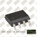 LM79L15 - CI NEGATIVE VOLTAGE REGULATOR, -15V, VOLTAGE REG. FIXED -1.5V 0.1A SOIC-8