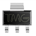 78L05 - CI Linear Voltage Regulators 5.0V 0.1A Positive 100 mA 5 V SMT LDO Positive Voltage Regulator, SOT89-3