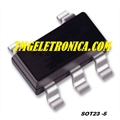 74LVC1G125 - CI Buffer/Line Driver 1-CH Non-Inverting 3-ST CMOS Medical 5-Pin SOT-23