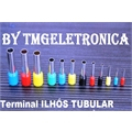 Terminal ILHOS Pré-Isolado,Insulated Terminals TUBULAR Electrical