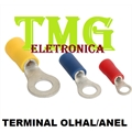 Terminal Olhal - Anel Pré-Isolado,Insulated Terminals RING Electrical