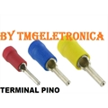 Terminal PINO, Terminal AGULHA Pré-Isolado,Insulated Terminals PIN & Needle Electrical