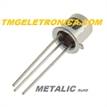 BC179B - TRANSISTOR Low-Power High-Frequency BC179 Bipolar PNP -20V - TO-18 METALIC
