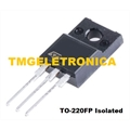 K3053 - Transistor SWITCHING N-CHANNEL POWER MOS FET 60V 25A TO-220 isolado