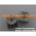 500R - Trimpot SMD TRIMMER 500 OHM 0.25W 1Turn SMD
