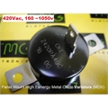 420PA40C - VARISTOR MOV ,Panel Mount High Energy Metal Oxide Varistors (MOV)
