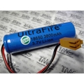 CR18650 - BATERIA 3,7V Li-ion Rechargeable C/Conector MED.18X67Mm
