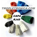 Capa Protetora De Borracha Rj45 Colorida,Ethernet RJ45 Connector Plug Covers Colors