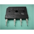 GSIB6A60 - PONTE DE DIODO RETIFICADORA, BRIDGE RECTIFIER Bridge 600V 6A