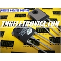 K3878 - TRANSISTOR POWER MOSFET N-Ch FET CHANNEL 9A 900V  - TO3P