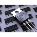4N80 - Transistor MOSFET N-CH 800V 3,9A 3-Pinos TO-220
