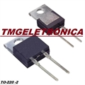BYR29-600 - Diodes General Purpose, Power, Switching Ultrafast Recovery Diodes 600V 8A, TO-220 2PIN