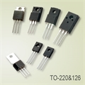 MJE340 Trans GP BJT NPN 300V 0.5A 3-Pin TO126