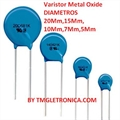 20K431V Metal Oxide Varistors Circuit Protection