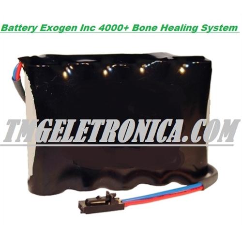 Bateria Biomedical Para Exogen Inc 4000 Processo Natural